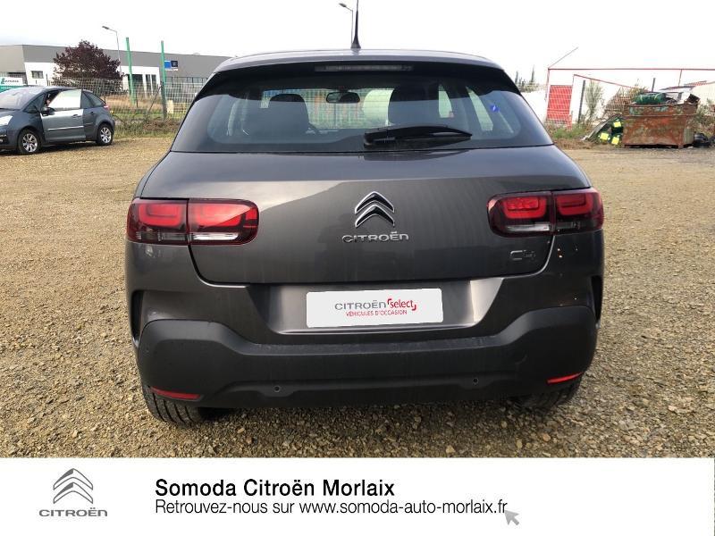 Photo 5 de l'offre de CITROEN C4 Cactus BlueHDi 100ch S&S Feel E6.d à 17990€ chez Somoda - Citroën Morlaix