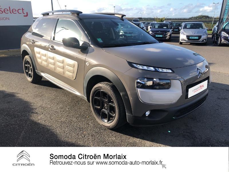 Photo 3 de l'offre de CITROEN C4 Cactus PureTech 110 Shine S&S EAT6 à 13990€ chez Somoda - Citroën Morlaix