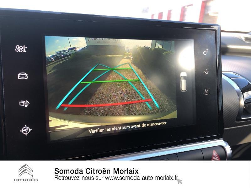 Photo 19 de l'offre de CITROEN C4 Cactus PureTech 110 Shine S&S EAT6 à 13990€ chez Somoda - Citroën Morlaix