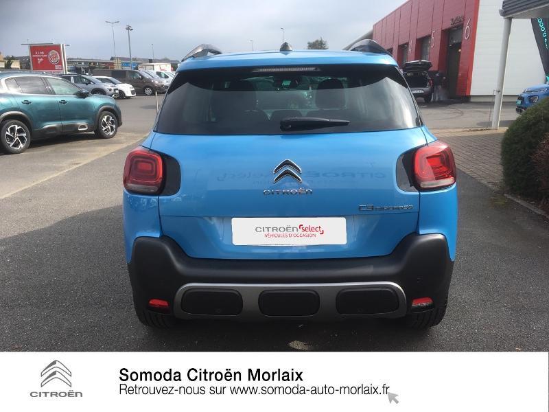 Photo 5 de l'offre de CITROEN C3 Aircross PureTech 110ch S&S Shine E6.d à 18650€ chez Somoda - Citroën Morlaix