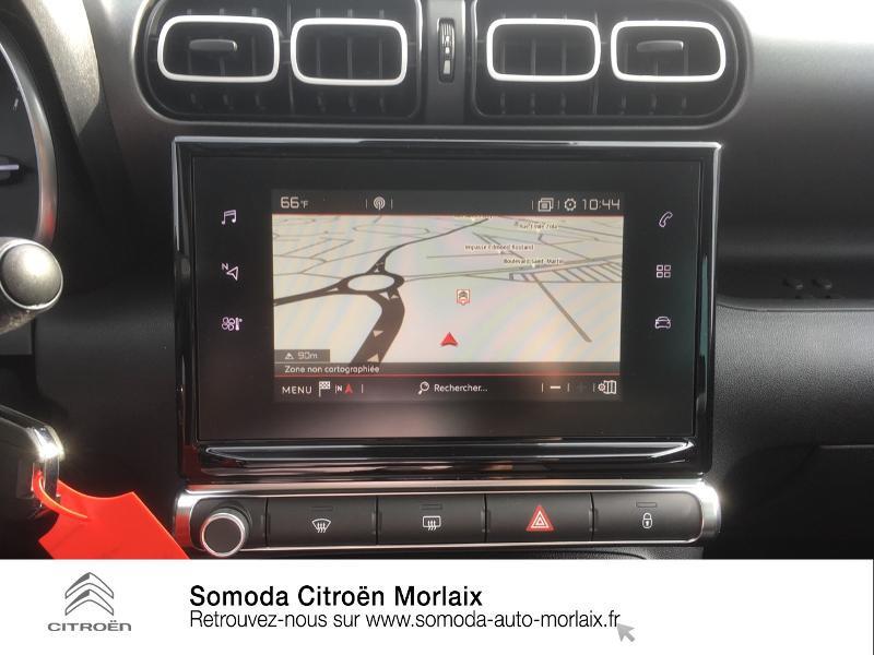Photo 13 de l'offre de CITROEN C3 Aircross PureTech 110ch S&S Shine E6.d à 18650€ chez Somoda - Citroën Morlaix