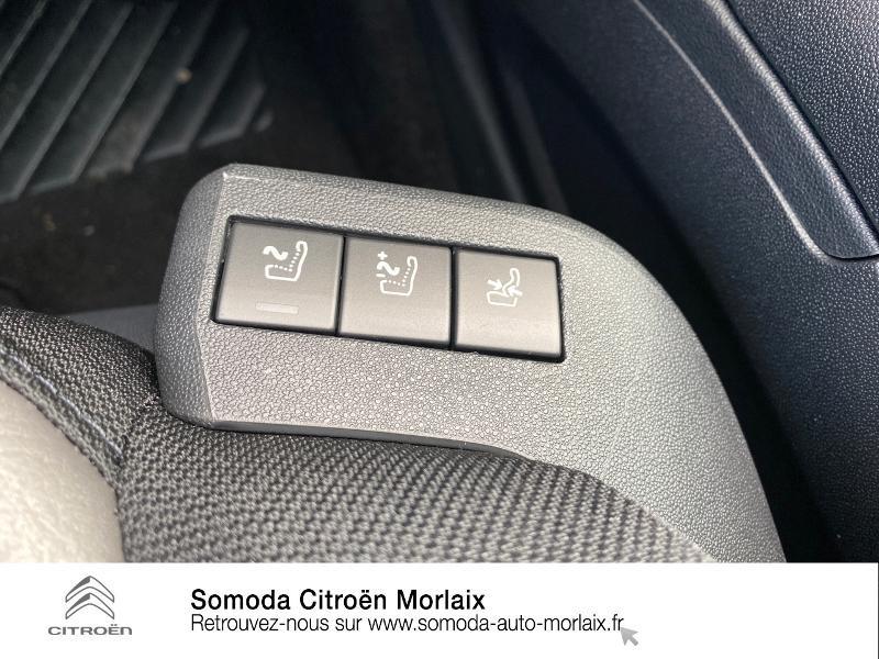 Photo 20 de l'offre de CITROEN Grand C4 SpaceTourer PureTech 130ch S&S Shine Pack EAT8 7cv à 30900€ chez Somoda - Citroën Morlaix