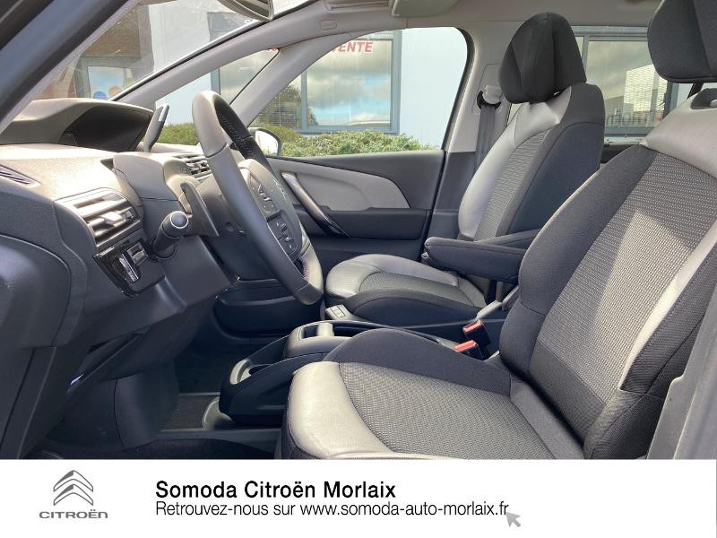 Photo 9 de l'offre de CITROEN Grand C4 SpaceTourer PureTech 130ch S&S Shine Pack EAT8 7cv à 30900€ chez Somoda - Citroën Morlaix