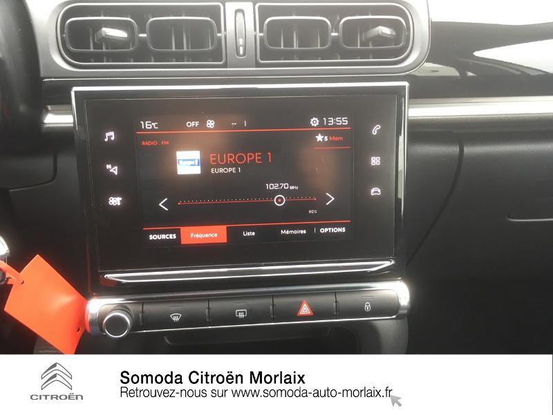 Photo 12 de l'offre de CITROEN C3 BlueHDi 75ch Feel S&S à 12990€ chez Somoda - Citroën Morlaix