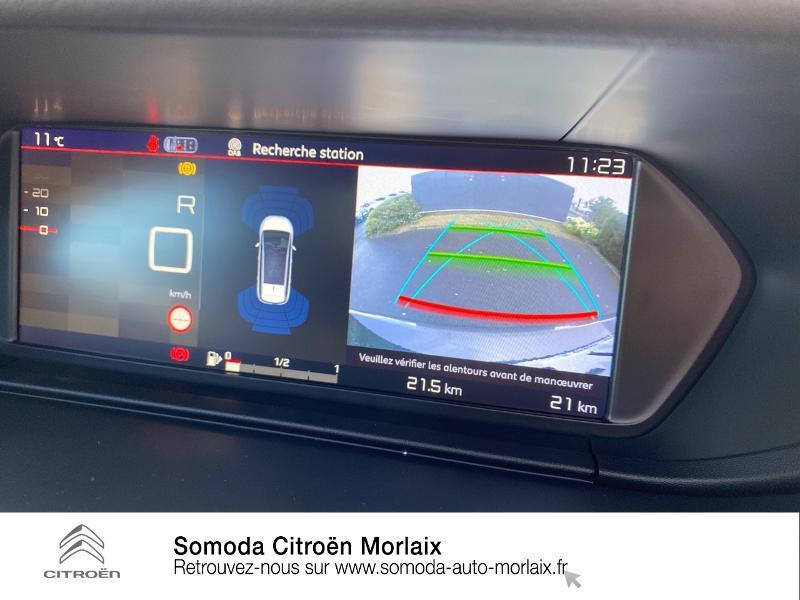 Photo 18 de l'offre de CITROEN Grand C4 SpaceTourer PureTech 130ch S&S Shine Pack EAT8 7cv à 30900€ chez Somoda - Citroën Morlaix