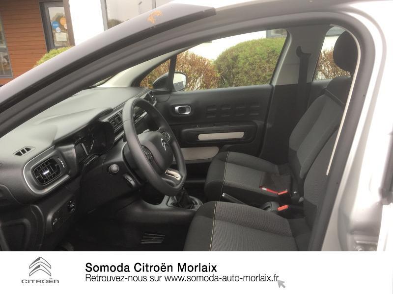 Photo 9 de l'offre de CITROEN C3 BlueHDi 75ch Feel S&S à 12990€ chez Somoda - Citroën Morlaix
