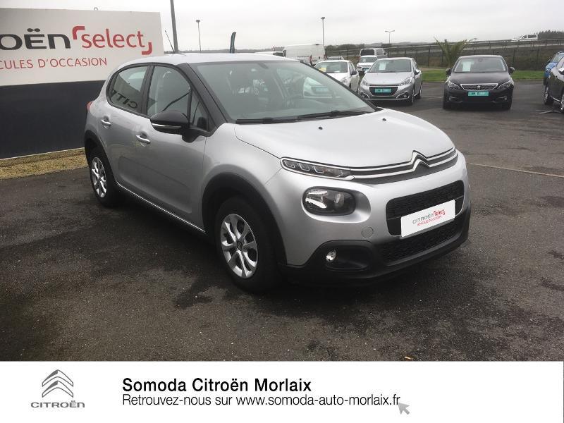 Photo 3 de l'offre de CITROEN C3 BlueHDi 75ch Feel S&S à 12990€ chez Somoda - Citroën Morlaix
