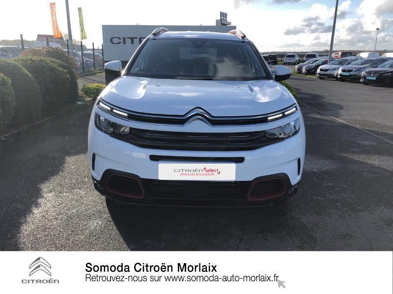 Photo 2 de l'offre de CITROEN C5 Aircross BlueHDi 180ch S&S C-Series EAT8 à 33900€ chez Somoda - Citroën Morlaix