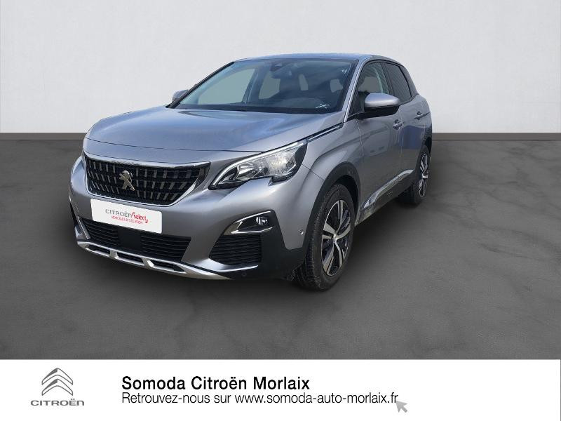 Photo 1 de l'offre de PEUGEOT 3008 1.5 BlueHDi 130ch E6.c Allure S&S EAT8 à 29990€ chez Somoda - Citroën Morlaix