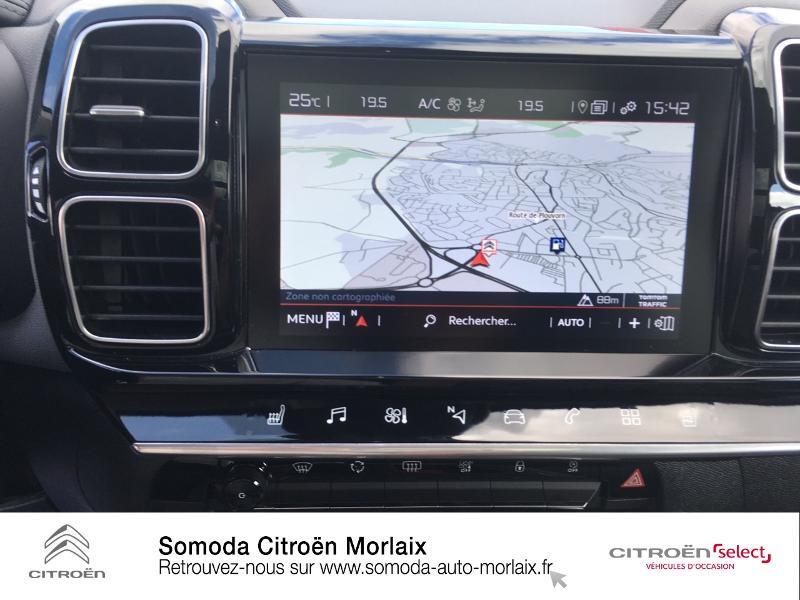 Photo 14 de l'offre de CITROEN C5 Aircross BlueHDi 180ch S&S Shine EAT8 à 29990€ chez Somoda - Citroën Morlaix