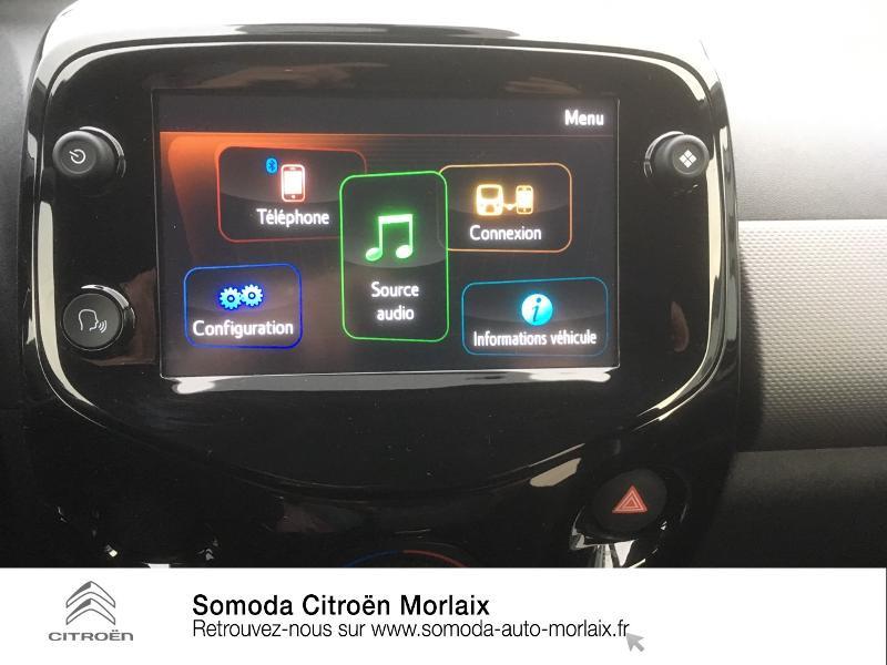 Photo 15 de l'offre de PEUGEOT 108 VTi 72 Style S&S 85g 5p à 10990€ chez Somoda - Citroën Morlaix