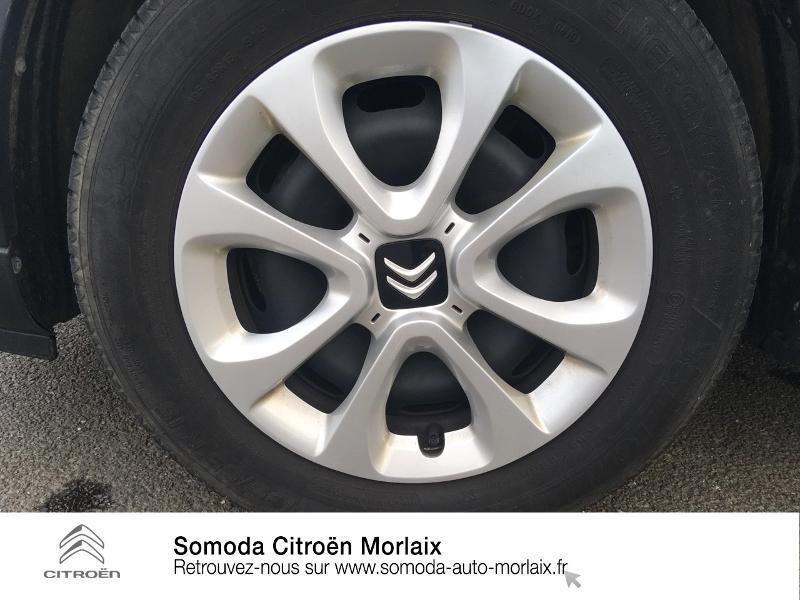 Photo 11 de l'offre de CITROEN C3 Ste 1.6 BlueHDi 100ch S&S Feel Nav E6.d-TEMP à 10900€ chez Somoda - Citroën Morlaix