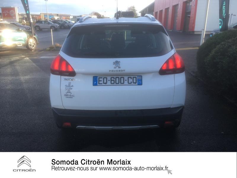 Photo 5 de l'offre de PEUGEOT 2008 1.6 BlueHDi 100ch Allure à 13450€ chez Somoda - Citroën Morlaix