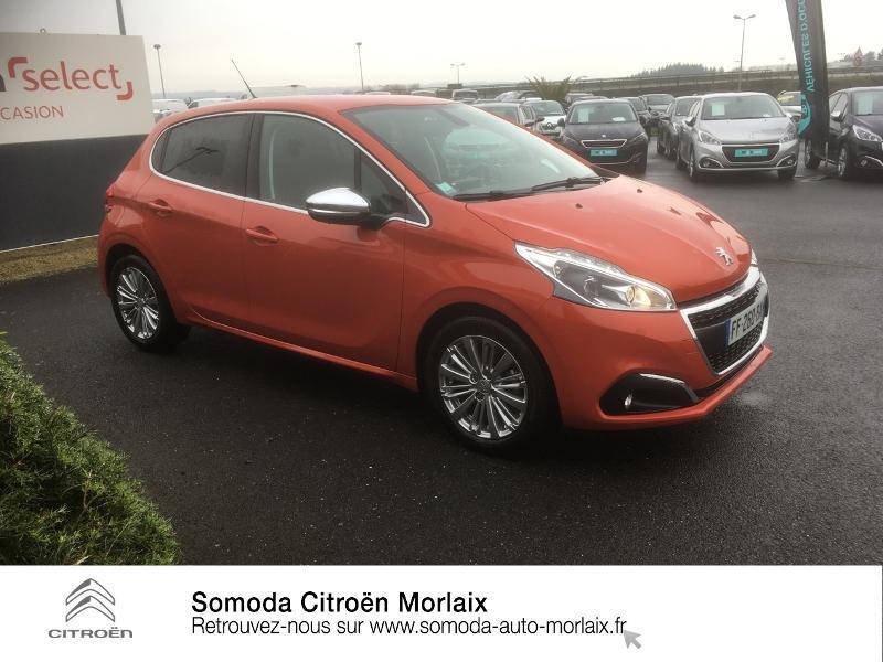 Photo 4 de l'offre de PEUGEOT 208 1.2 PureTech 110ch E6.c Allure S&S 5p à 13990€ chez Somoda - Citroën Morlaix