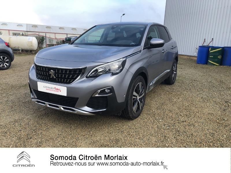 Photo 21 de l'offre de PEUGEOT 3008 1.5 BlueHDi 130ch E6.c Allure S&S EAT8 à 29990€ chez Somoda - Citroën Morlaix