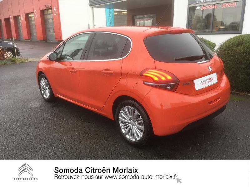 Photo 7 de l'offre de PEUGEOT 208 1.2 PureTech 110ch E6.c Allure S&S 5p à 13990€ chez Somoda - Citroën Morlaix