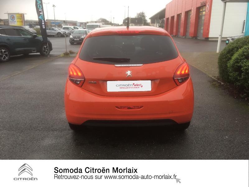 Photo 5 de l'offre de PEUGEOT 208 1.2 PureTech 110ch E6.c Allure S&S 5p à 13990€ chez Somoda - Citroën Morlaix