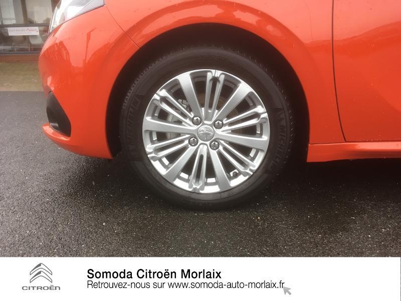 Photo 11 de l'offre de PEUGEOT 208 1.2 PureTech 110ch E6.c Allure S&S 5p à 13990€ chez Somoda - Citroën Morlaix
