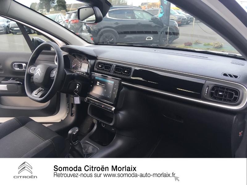 Photo 8 de l'offre de CITROEN C3 Ste 1.6 BlueHDi 100ch S&S Feel Nav E6.d-TEMP à 10900€ chez Somoda - Citroën Morlaix