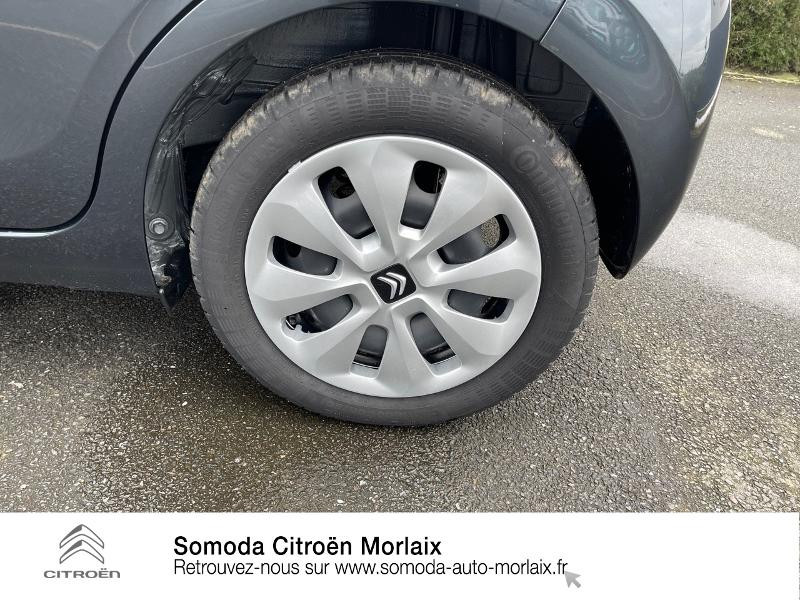 Photo 11 de l'offre de CITROEN C1 VTi 72 S&S Feel 5p E6.d-TEMP à 13400€ chez Somoda - Citroën Morlaix