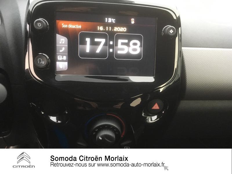 Photo 12 de l'offre de PEUGEOT 108 VTi 72 Style S&S 85g 5p à 10990€ chez Somoda - Citroën Morlaix