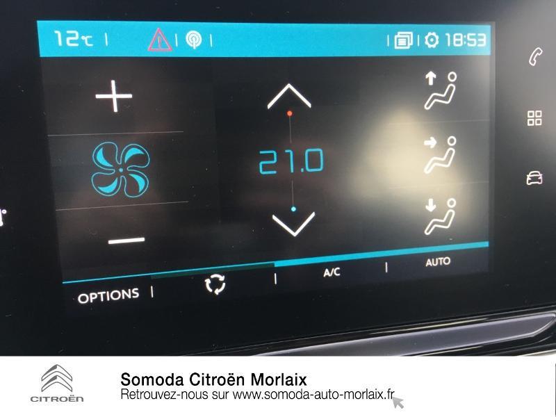 Photo 14 de l'offre de CITROEN C3 Ste 1.6 BlueHDi 100ch S&S Feel Nav E6.d-TEMP à 10900€ chez Somoda - Citroën Morlaix