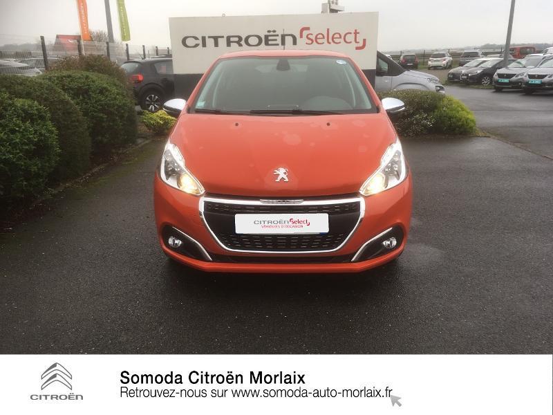 Photo 2 de l'offre de PEUGEOT 208 1.2 PureTech 110ch E6.c Allure S&S 5p à 13990€ chez Somoda - Citroën Morlaix