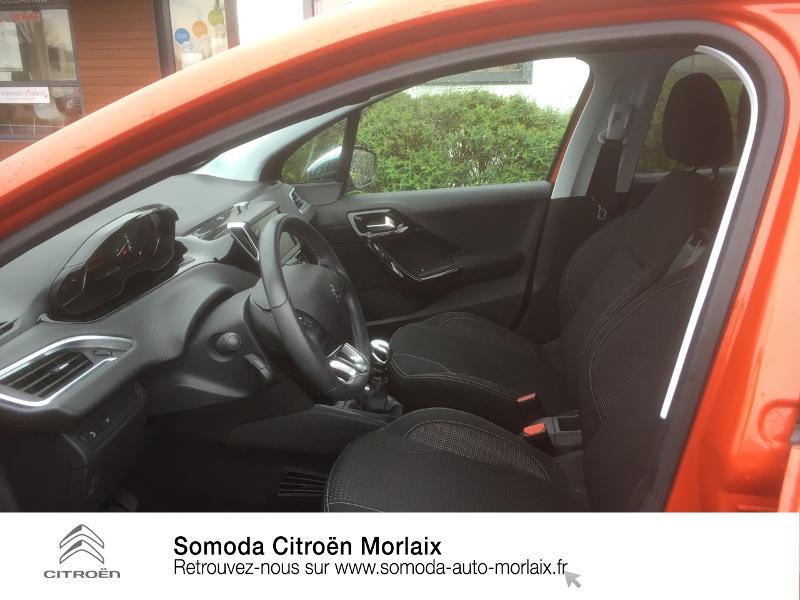 Photo 9 de l'offre de PEUGEOT 208 1.2 PureTech 110ch E6.c Allure S&S 5p à 13990€ chez Somoda - Citroën Morlaix