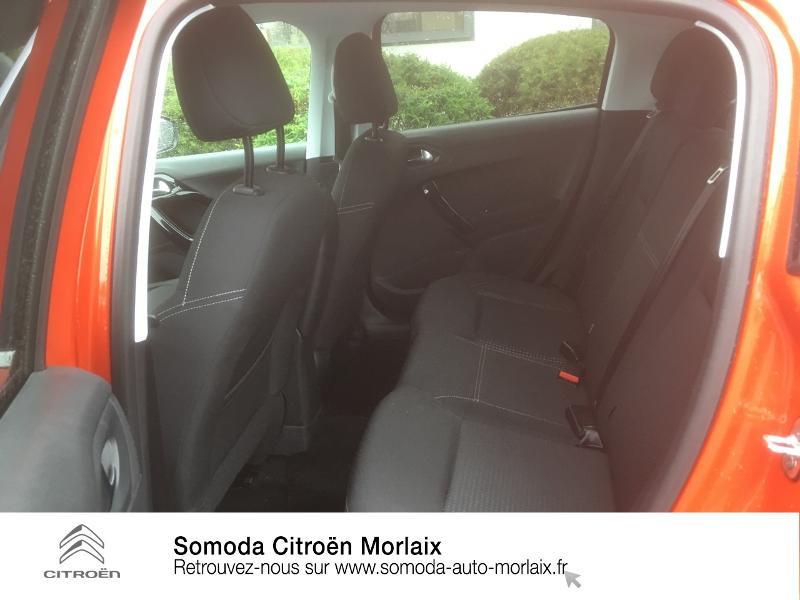 Photo 10 de l'offre de PEUGEOT 208 1.2 PureTech 110ch E6.c Allure S&S 5p à 13990€ chez Somoda - Citroën Morlaix