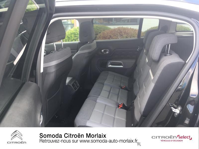 Photo 10 de l'offre de CITROEN C5 Aircross BlueHDi 180ch S&S Shine EAT8 à 29990€ chez Somoda - Citroën Morlaix