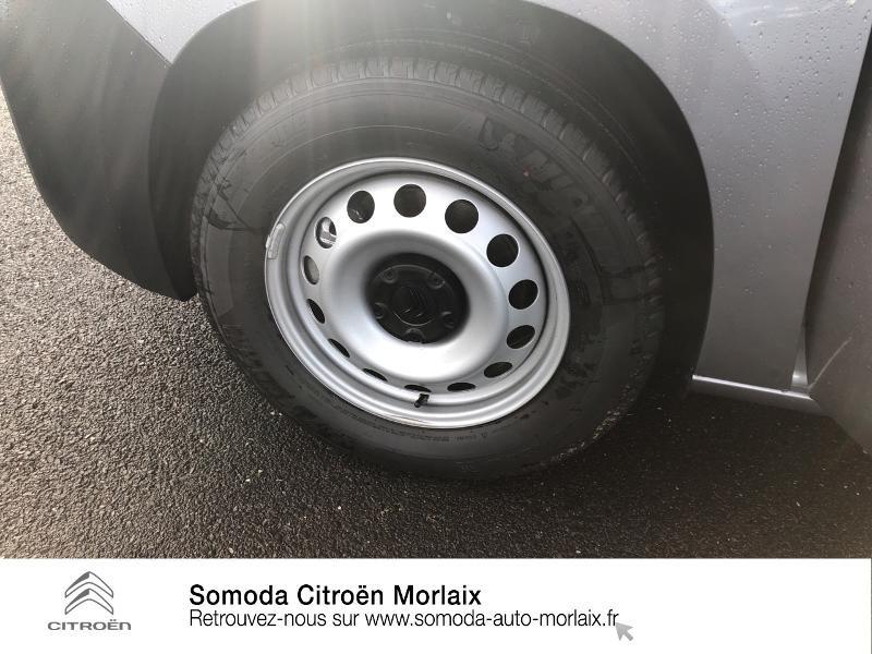 Photo 11 de l'offre de CITROEN Berlingo Van M 1000kg BlueHDi 100 S&S Worker à 19080€ chez Somoda - Citroën Morlaix