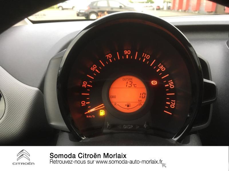 Photo 14 de l'offre de PEUGEOT 108 VTi 72 Style S&S 85g 5p à 10990€ chez Somoda - Citroën Morlaix