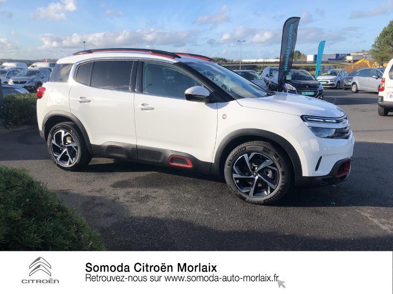 Photo 4 de l'offre de CITROEN C5 Aircross BlueHDi 180ch S&S C-Series EAT8 à 33900€ chez Somoda - Citroën Morlaix