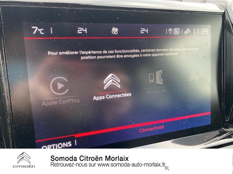 Photo 19 de l'offre de CITROEN C5 Aircross PureTech 180ch S&S Feel EAT8 à 26990€ chez Somoda - Citroën Morlaix