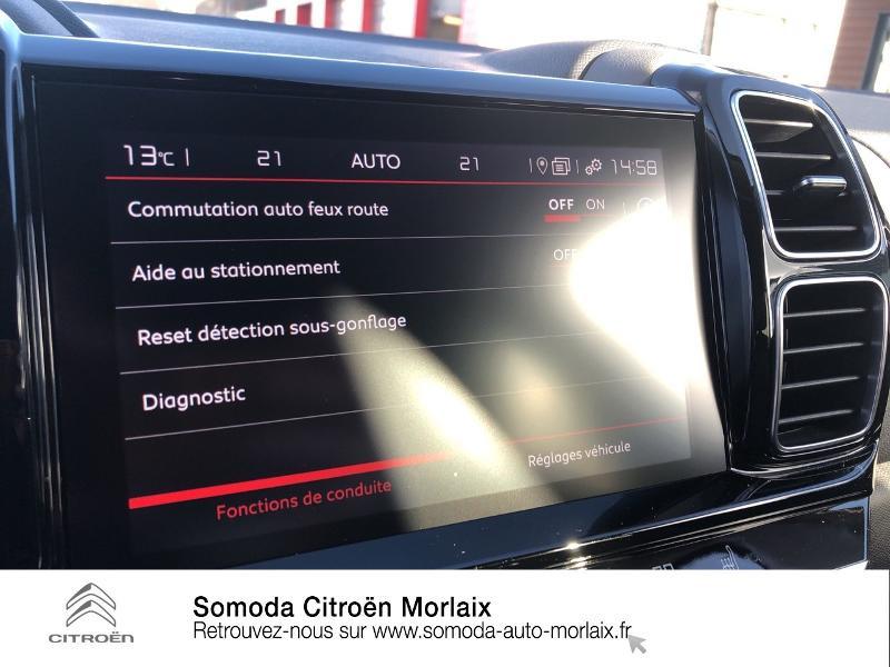 Photo 16 de l'offre de CITROEN C5 Aircross BlueHDi 180ch S&S C-Series EAT8 à 33900€ chez Somoda - Citroën Morlaix