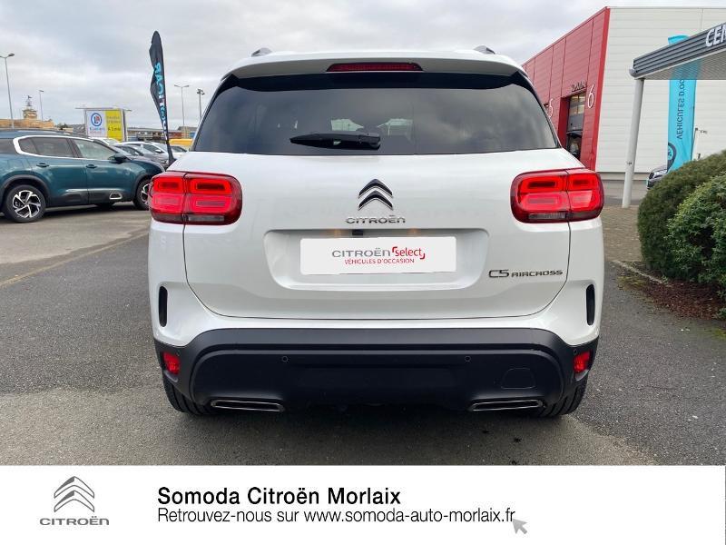 Photo 5 de l'offre de CITROEN C5 Aircross PureTech 180ch S&S Feel EAT8 à 26990€ chez Somoda - Citroën Morlaix