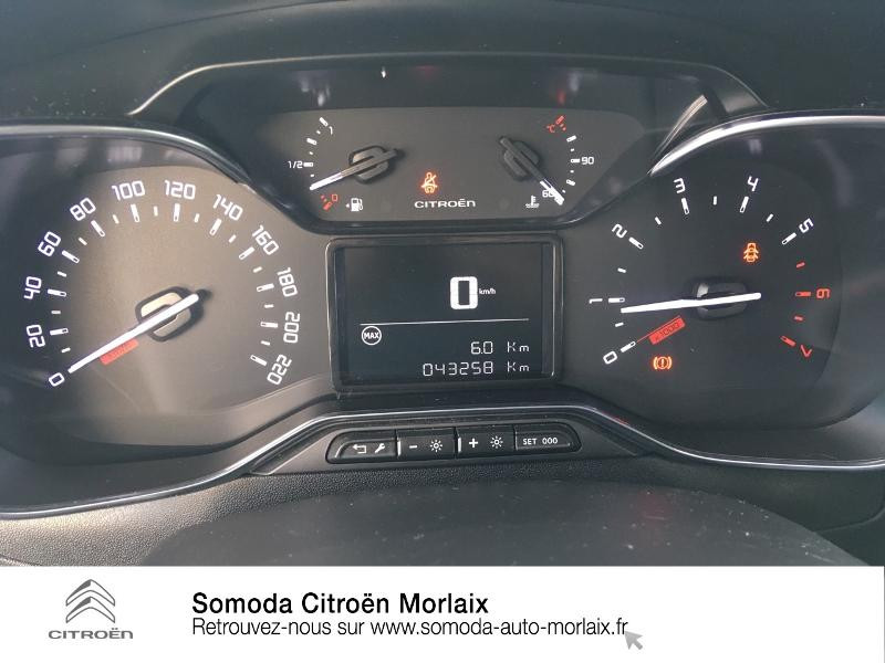 Photo 12 de l'offre de CITROEN C3 Ste 1.6 BlueHDi 100ch S&S Feel Nav E6.d-TEMP à 10900€ chez Somoda - Citroën Morlaix