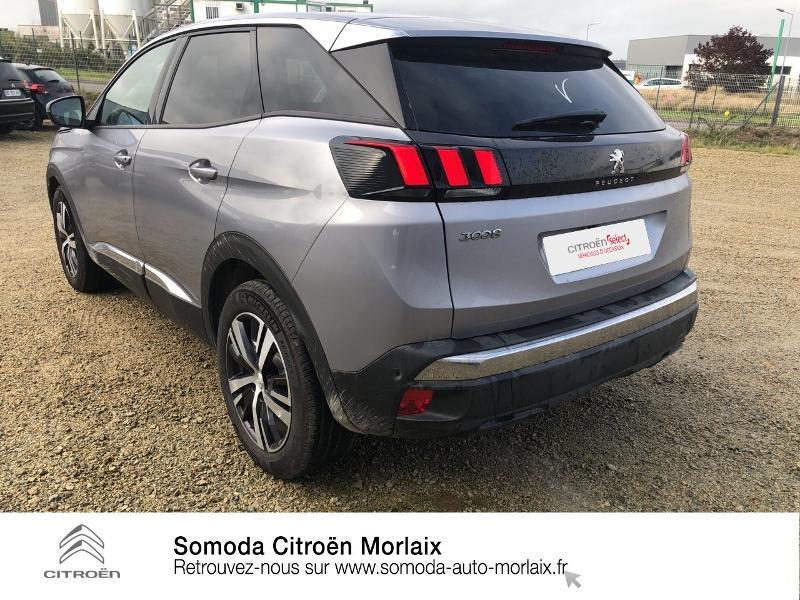 Photo 7 de l'offre de PEUGEOT 3008 1.5 BlueHDi 130ch E6.c Allure S&S EAT8 à 29990€ chez Somoda - Citroën Morlaix