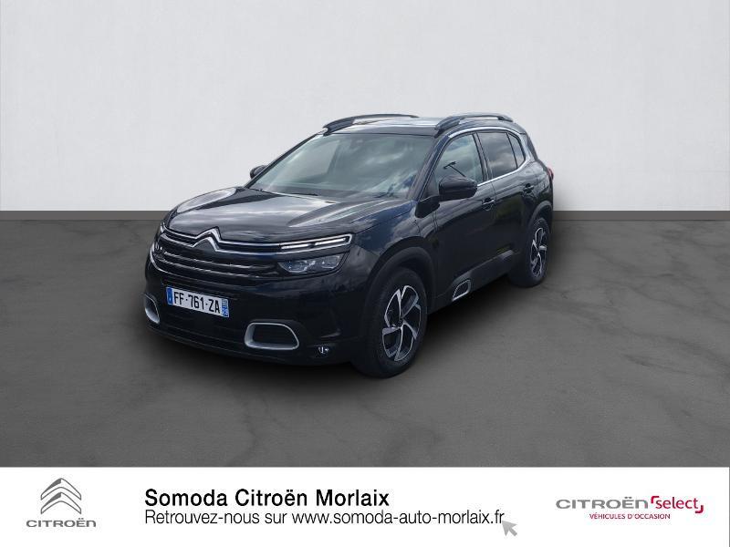 Photo 1 de l'offre de CITROEN C5 Aircross BlueHDi 180ch S&S Shine EAT8 à 29990€ chez Somoda - Citroën Morlaix