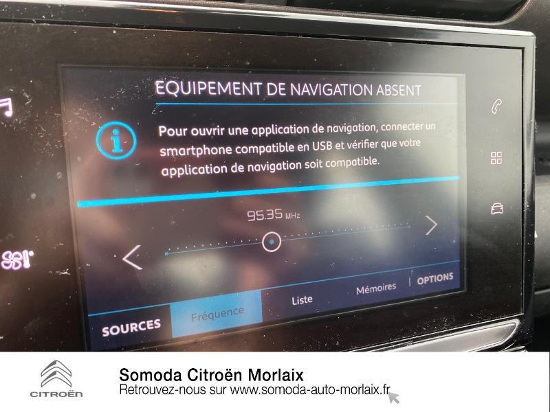 Photo 15 de l'offre de CITROEN C3 Aircross PureTech 110ch S&S Feel EAT6 E6.d-TEMP 114g à 16950€ chez Somoda - Citroën Morlaix