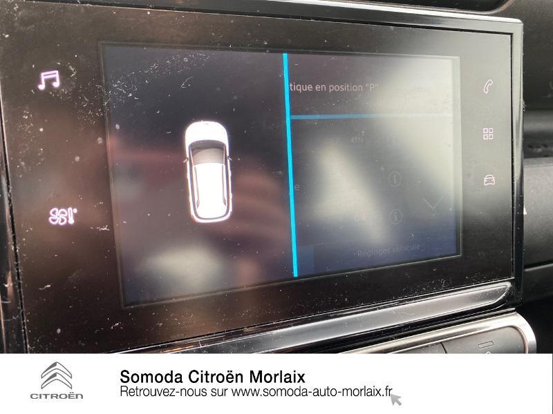 Photo 17 de l'offre de CITROEN C3 Aircross PureTech 110ch S&S Feel EAT6 E6.d-TEMP 114g à 16950€ chez Somoda - Citroën Morlaix