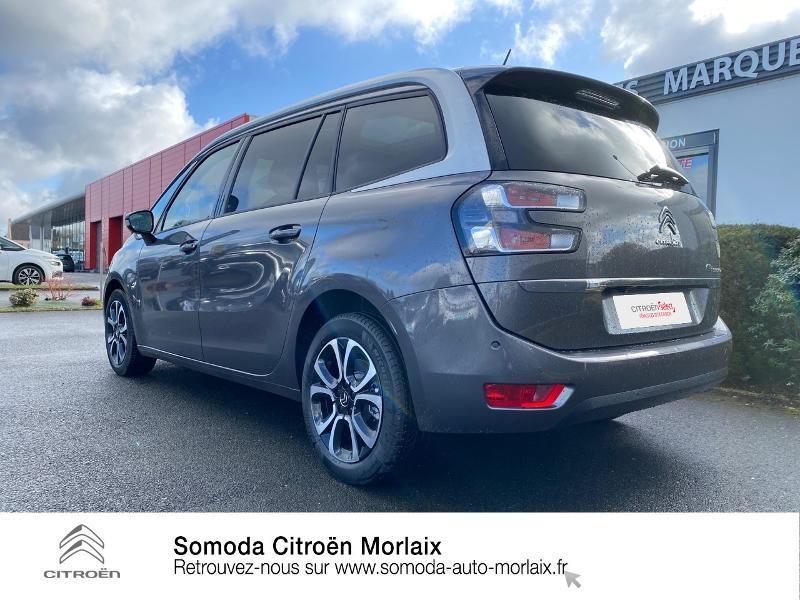 Photo 7 de l'offre de CITROEN Grand C4 SpaceTourer PureTech 130ch S&S Shine Pack EAT8 7cv à 30900€ chez Somoda - Citroën Morlaix