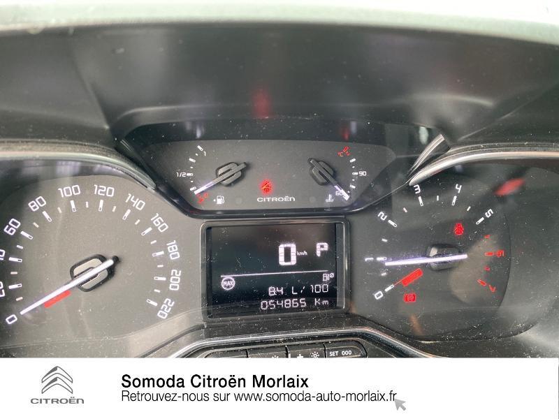 Photo 12 de l'offre de CITROEN C3 Aircross PureTech 110ch S&S Feel EAT6 E6.d-TEMP 114g à 16950€ chez Somoda - Citroën Morlaix