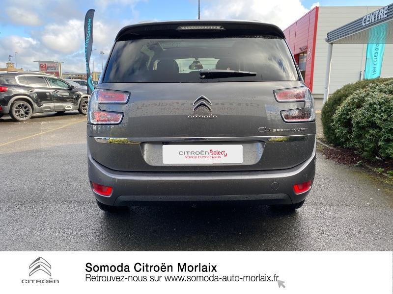 Photo 5 de l'offre de CITROEN Grand C4 SpaceTourer PureTech 130ch S&S Shine Pack EAT8 7cv à 30900€ chez Somoda - Citroën Morlaix