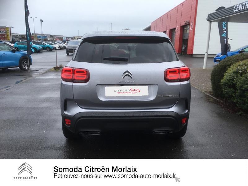 Photo 5 de l'offre de CITROEN C5 Aircross BlueHDi 130ch S&S Feel à 28950€ chez Somoda - Citroën Morlaix