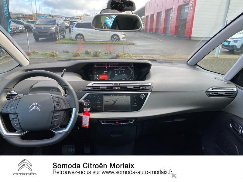 Photo 8 de l'offre de CITROEN Grand C4 SpaceTourer PureTech 130ch S&S Shine Pack EAT8 7cv à 30900€ chez Somoda - Citroën Morlaix