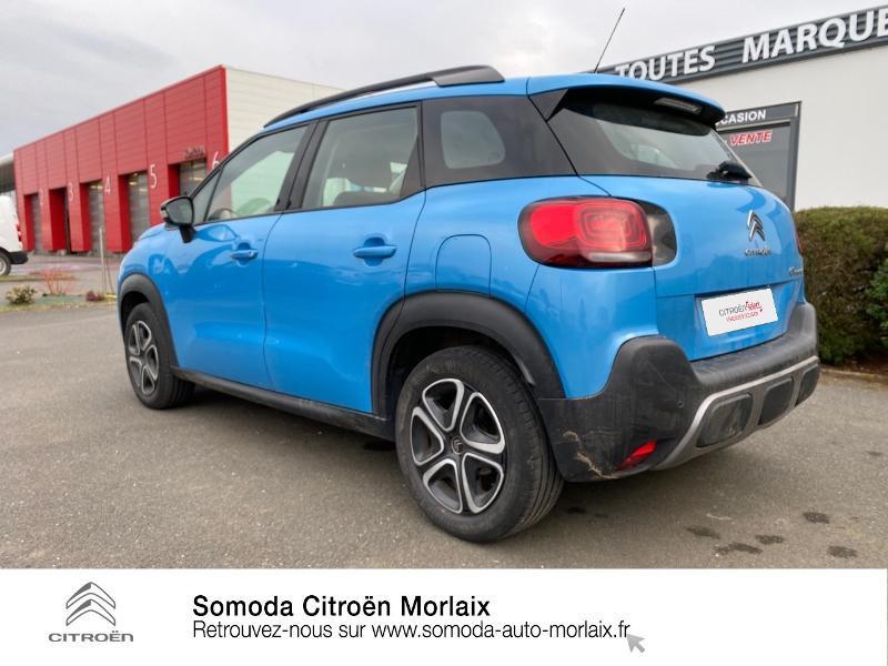 Photo 7 de l'offre de CITROEN C3 Aircross PureTech 110ch S&S Feel EAT6 E6.d-TEMP 114g à 16950€ chez Somoda - Citroën Morlaix