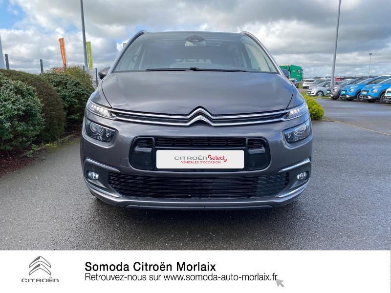 Photo 2 de l'offre de CITROEN Grand C4 SpaceTourer PureTech 130ch S&S Shine Pack EAT8 7cv à 30900€ chez Somoda - Citroën Morlaix