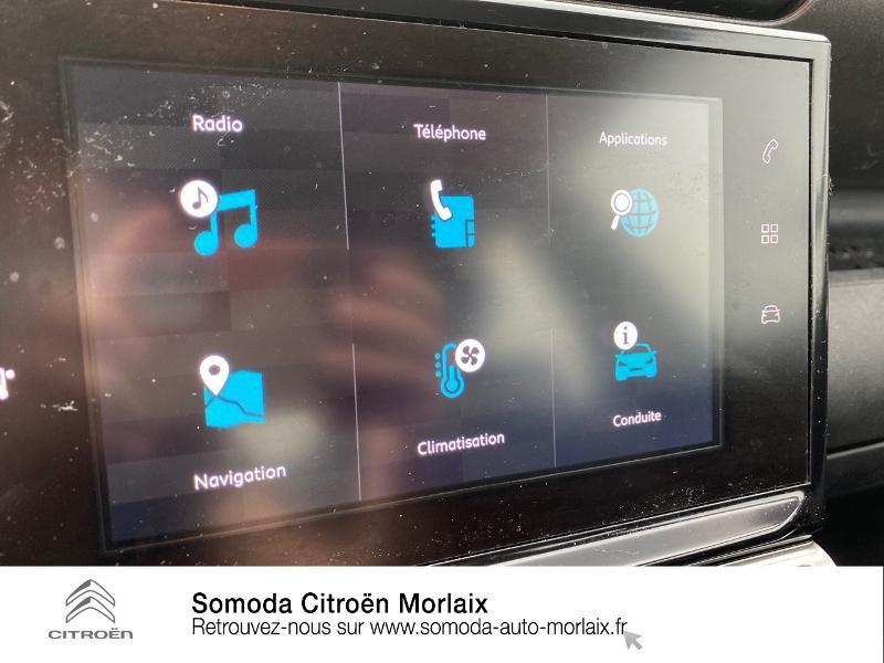 Photo 14 de l'offre de CITROEN C3 Aircross PureTech 110ch S&S Feel EAT6 E6.d-TEMP 114g à 16950€ chez Somoda - Citroën Morlaix