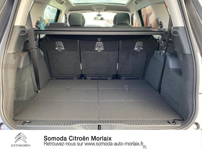 Photo 6 de l'offre de CITROEN Grand C4 SpaceTourer PureTech 130ch S&S Shine Pack EAT8 7cv à 30900€ chez Somoda - Citroën Morlaix